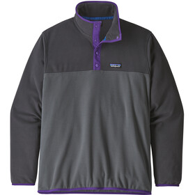 Patagonia Micro D Snap-T Pullover Men forge grey